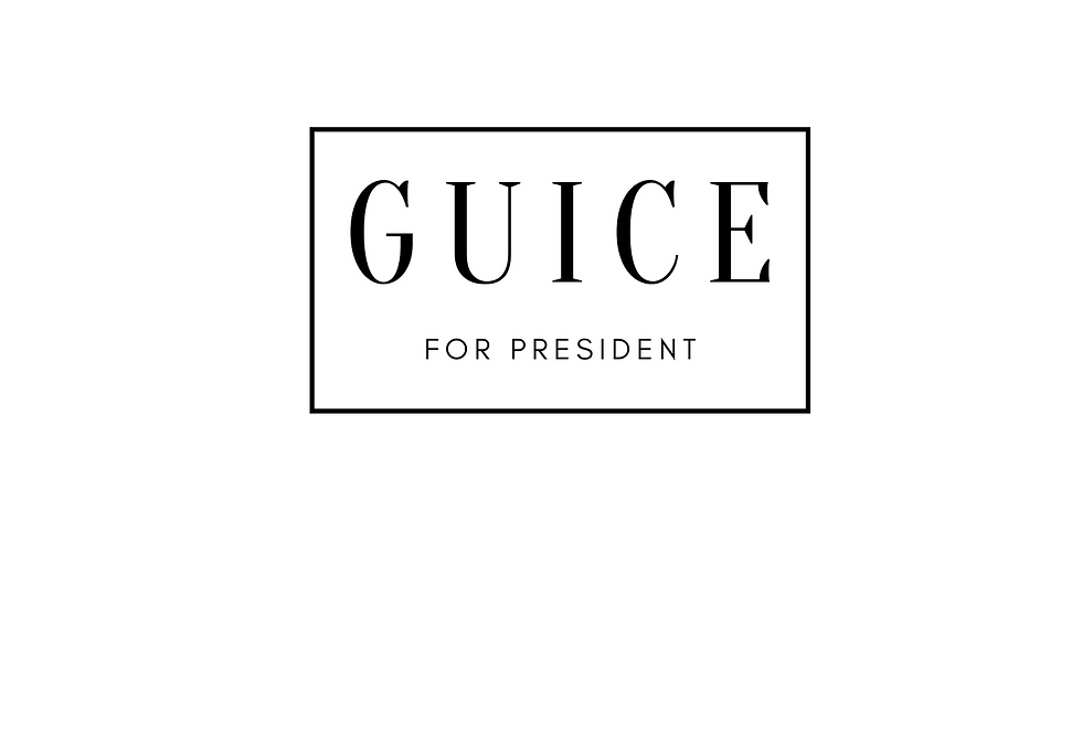 T-Shirt: Athena Guice for President MINIMAL
