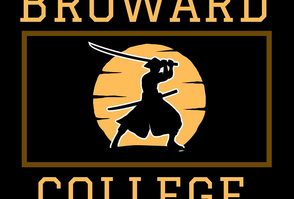 T-Shirt: Broward College / College Academy @ Broward College -Samurai Code