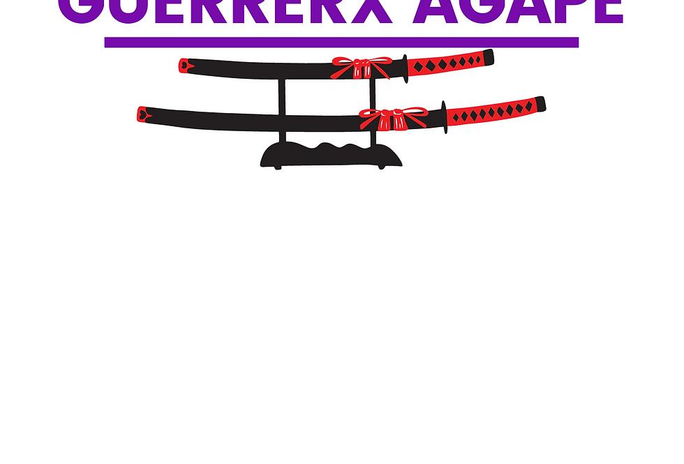 Minimal T-Shirt: GUERRERX AGAPE
