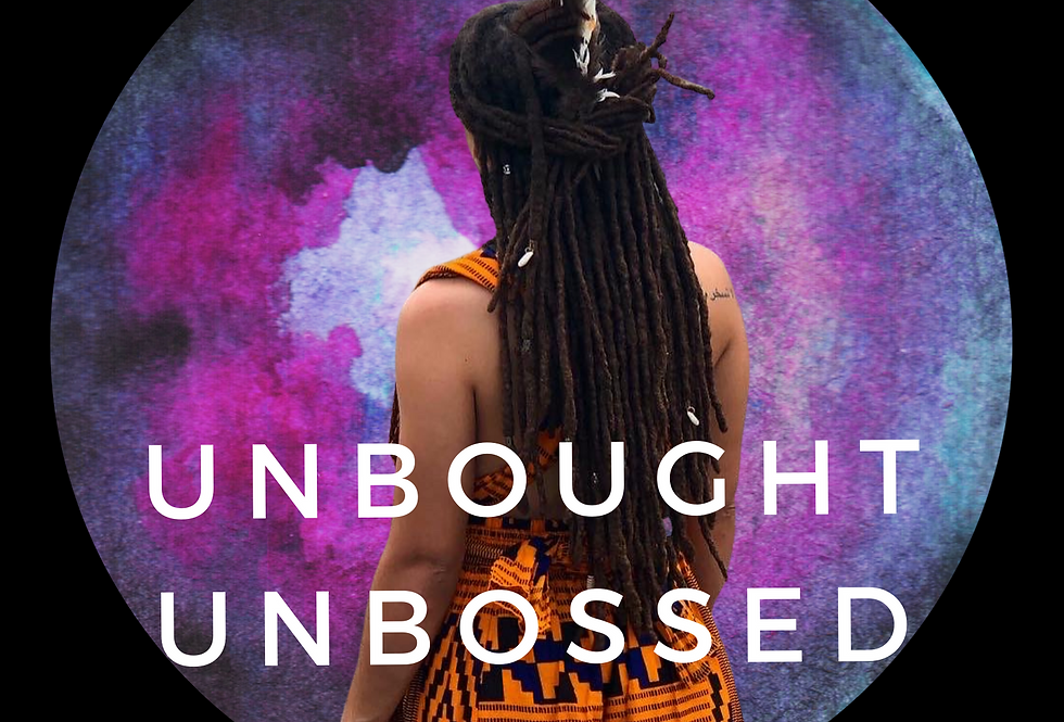 T-Shirt: Unbought unbossed undeterred