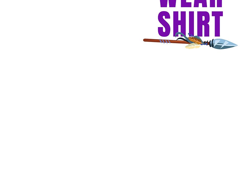 T-Shirt: Indigo STEP 1: WEAR SHIRT