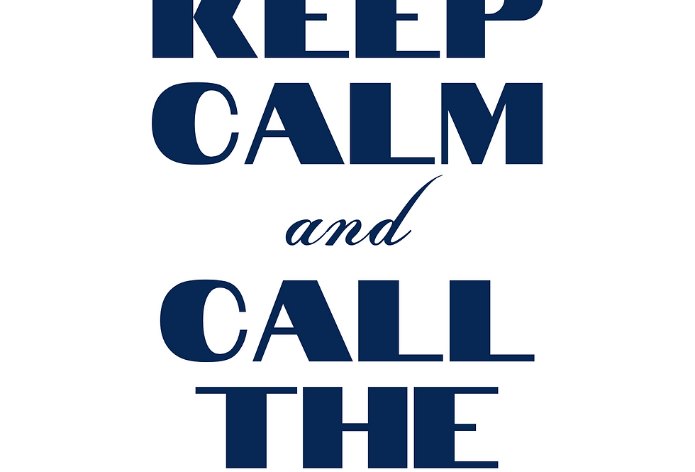 T-Shirt: Keep Calm & Call the Doula