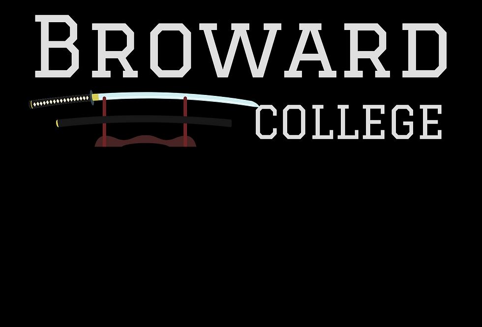 T-Shirt: Broward College Katana