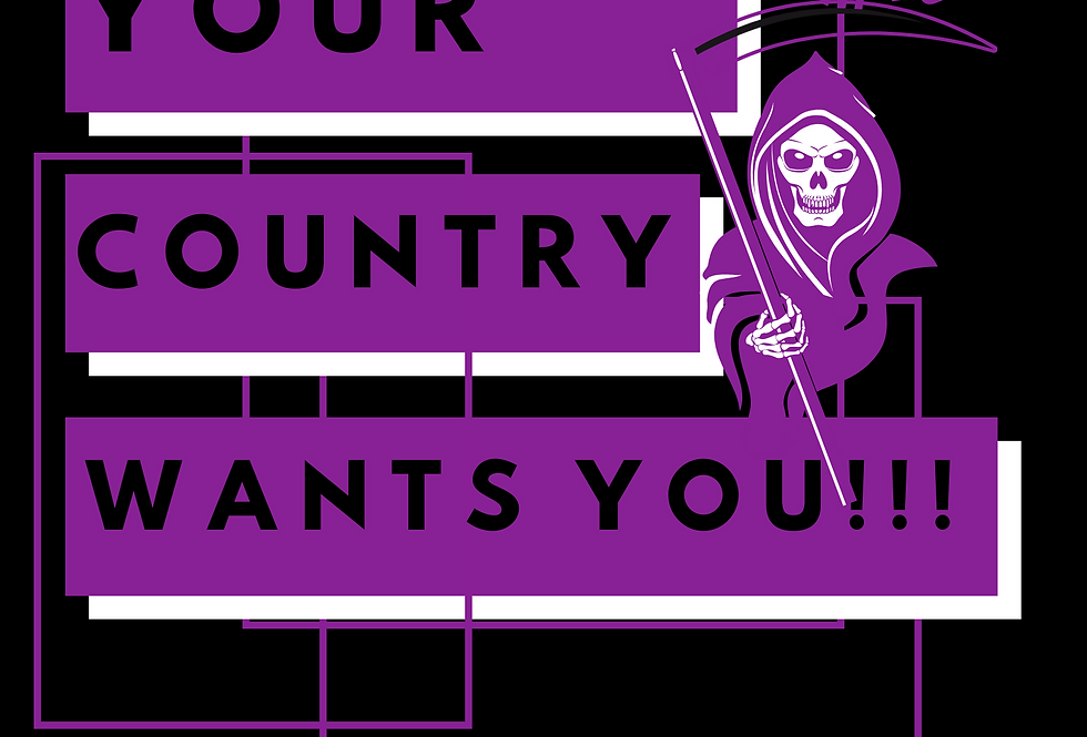 T-Shirt: Your country wants YOU Pointing