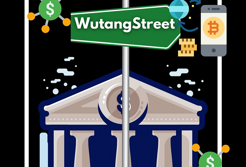 T-Shirt: THE WITCH OF WUTANG STREET