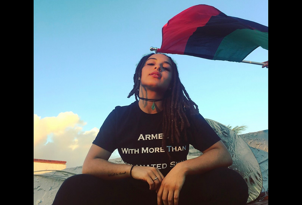 T-Shirt: Athena Guice for The People