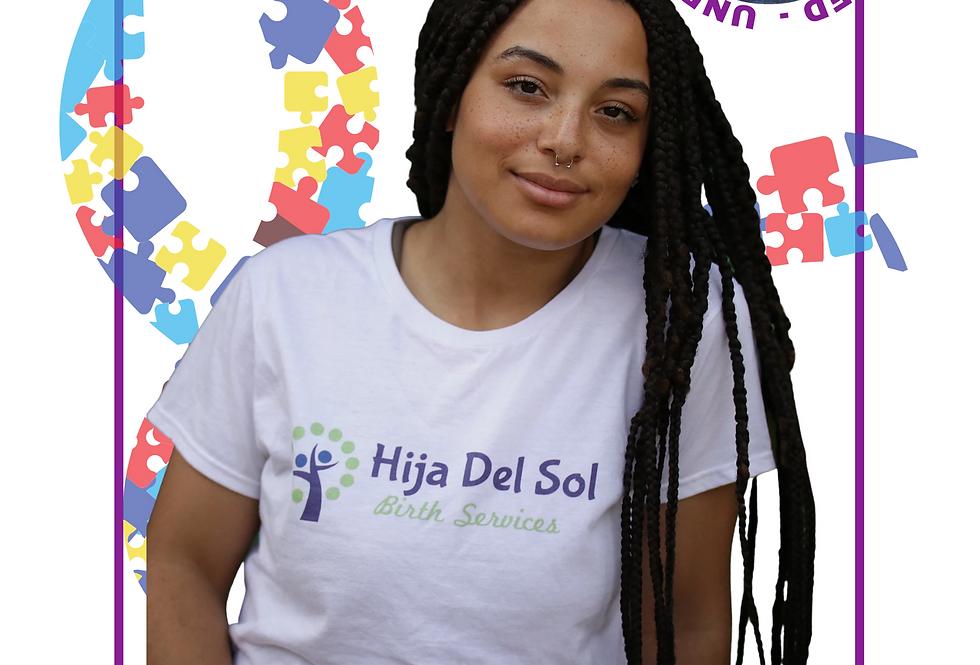 T-Shirt: AUTISM AWARENESS (HIJA)