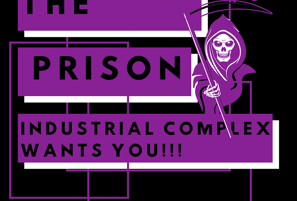 T-Shirt: Prison industrial complex wants YOU Pointing