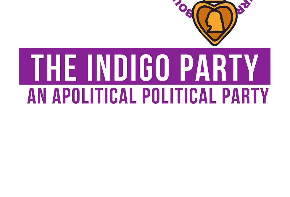 T-Shirt: Apolitical Purple Heart