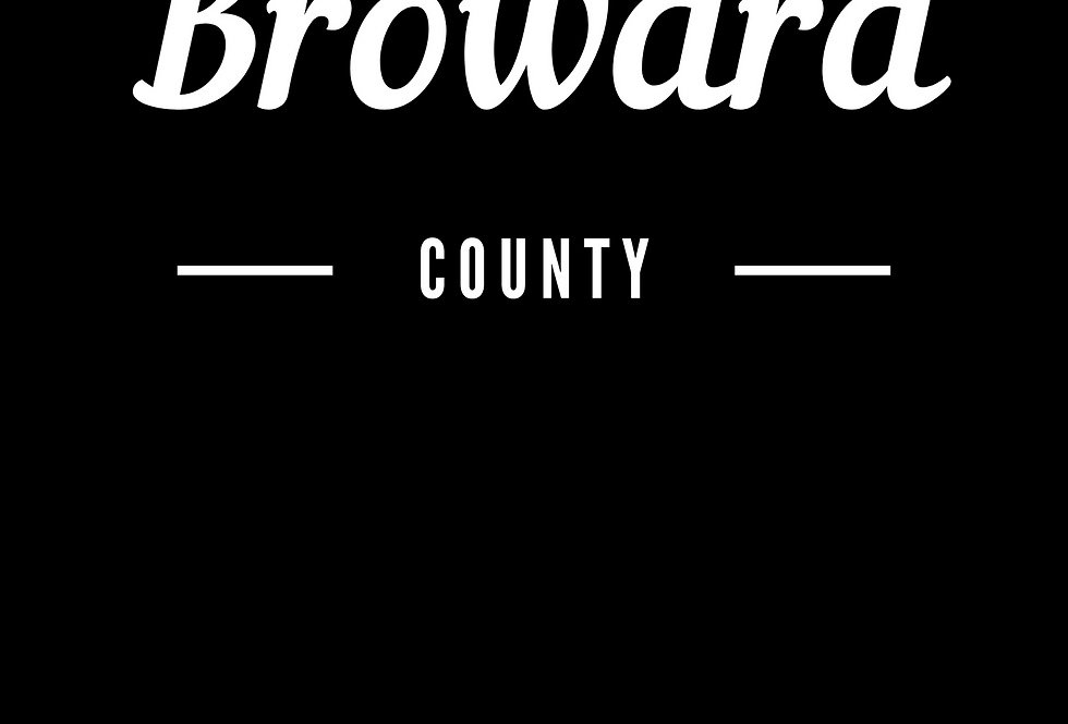 T-Shirt: Broward County