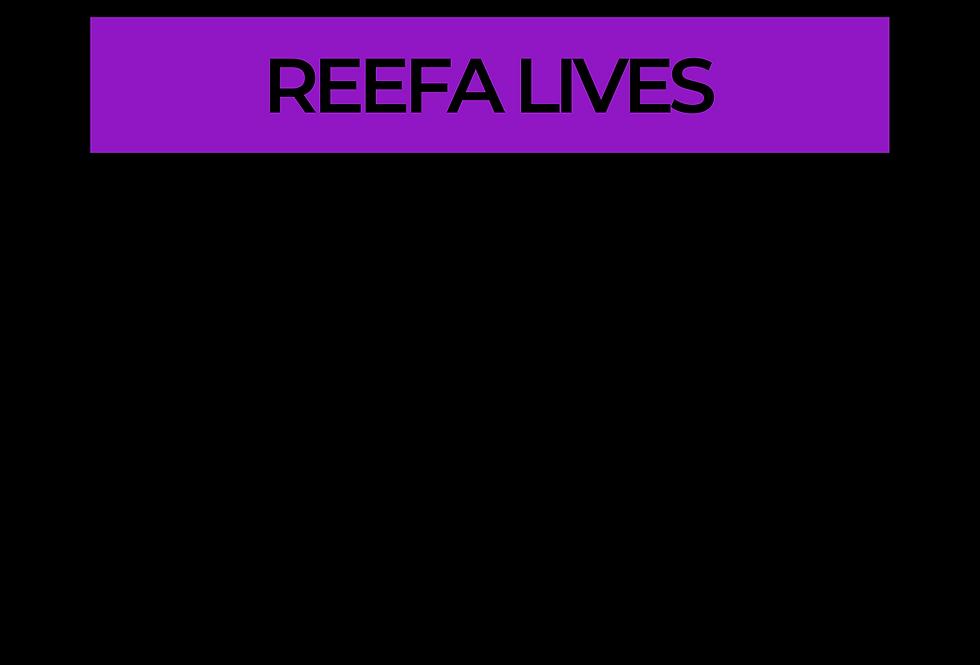 T-Shirt: PURPREME REEFA Lives!