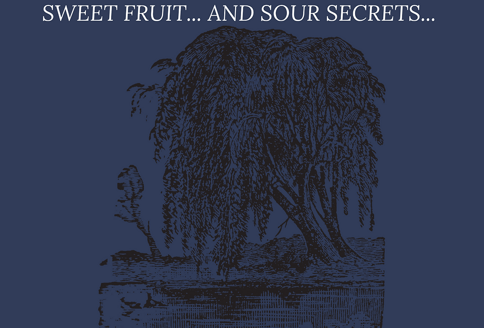 T-Shirt: Southern Willow Trees