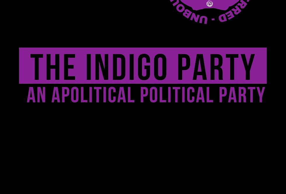 T-Shirt: Apolitical Chakras Aligned