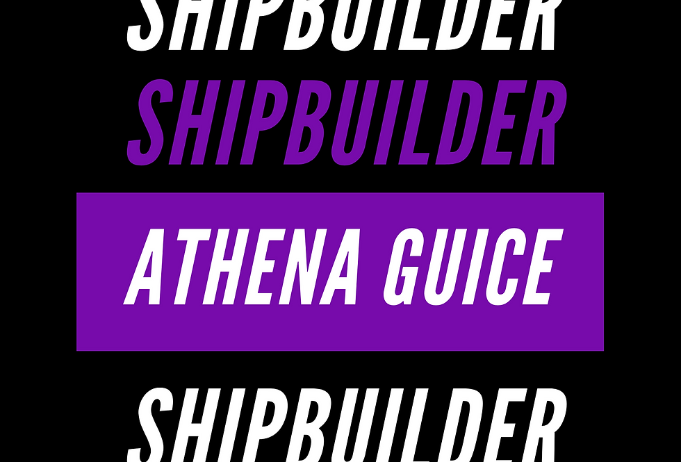T-Shirt: Athena Guice the Shipbuilder