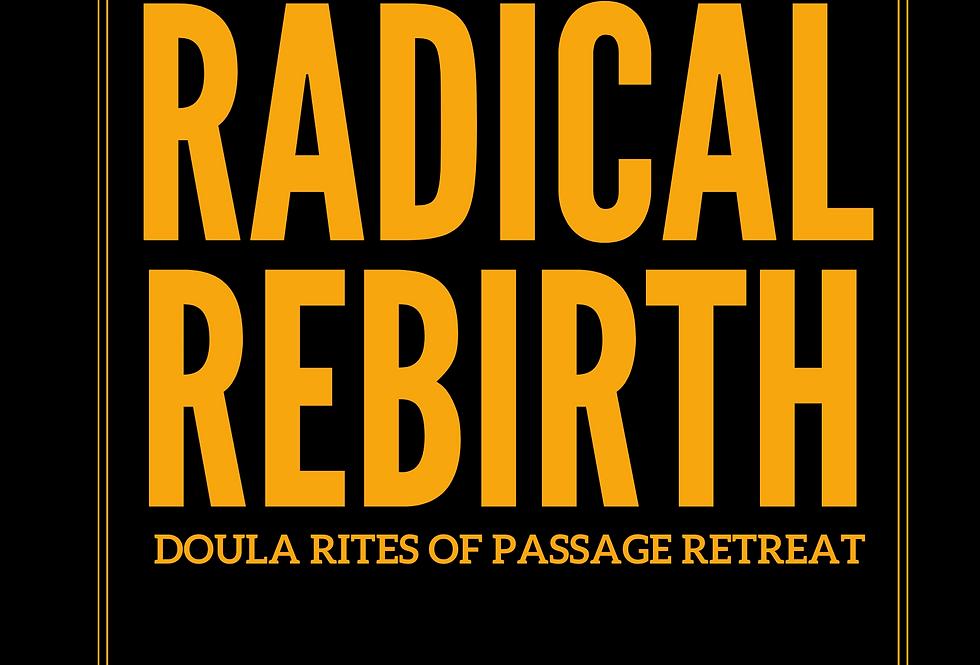 T-Shirt: Radical Rebirth Doula