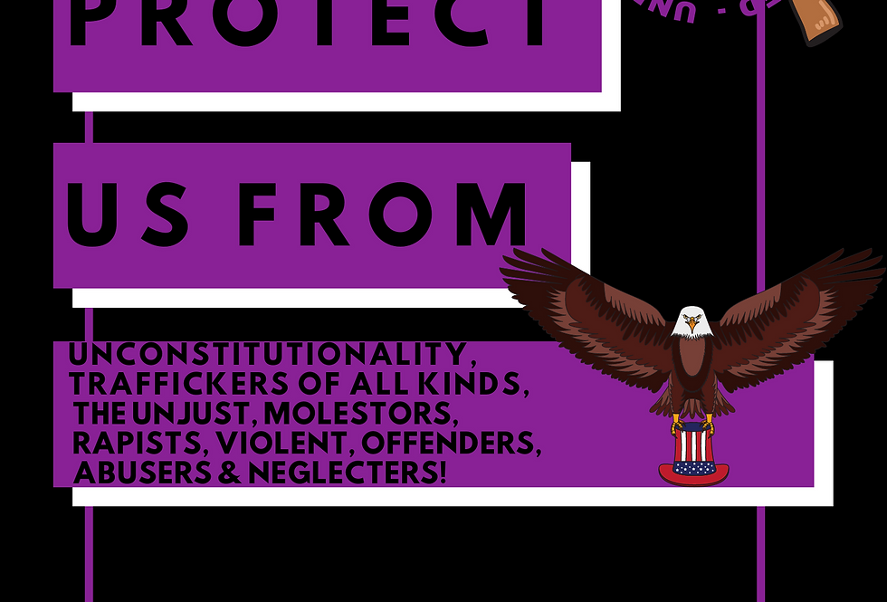 T-Shirt: Protect us from...