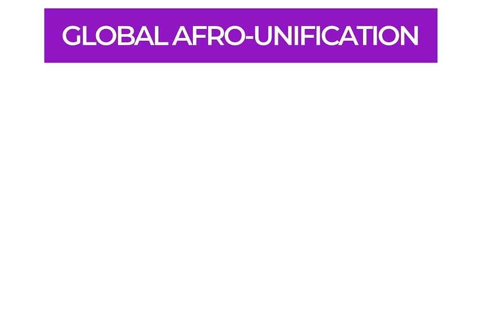 T-Shirt: PURPREME GLOBAL AFRO-UNIFICATION