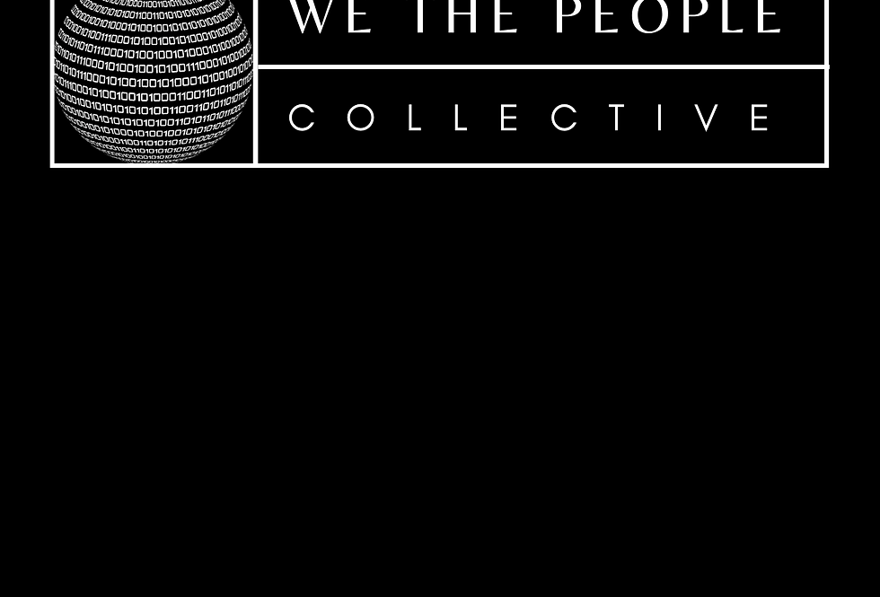 T-shirt: WE THE PEOPLE, COLL