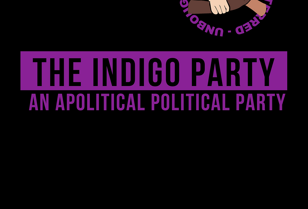T-Shirt: Apolitical Victory trough Unity