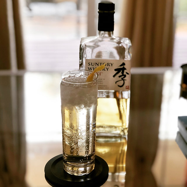 Suntory Whisky Toki Highball