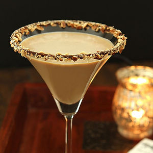Salted Toffee Martini