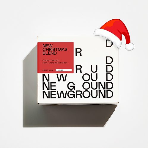 New Christmas Blend