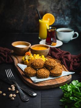 Falafel Iraqi food.jpg