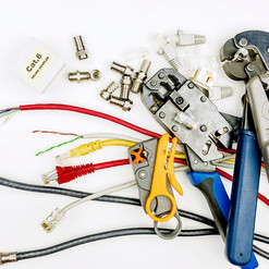 Network cable tools
