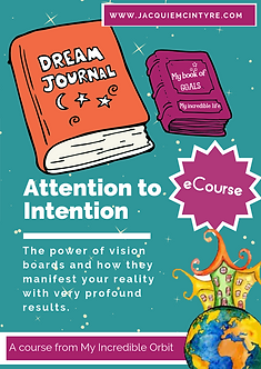Attention to Intention course- Jacquie McIntyre