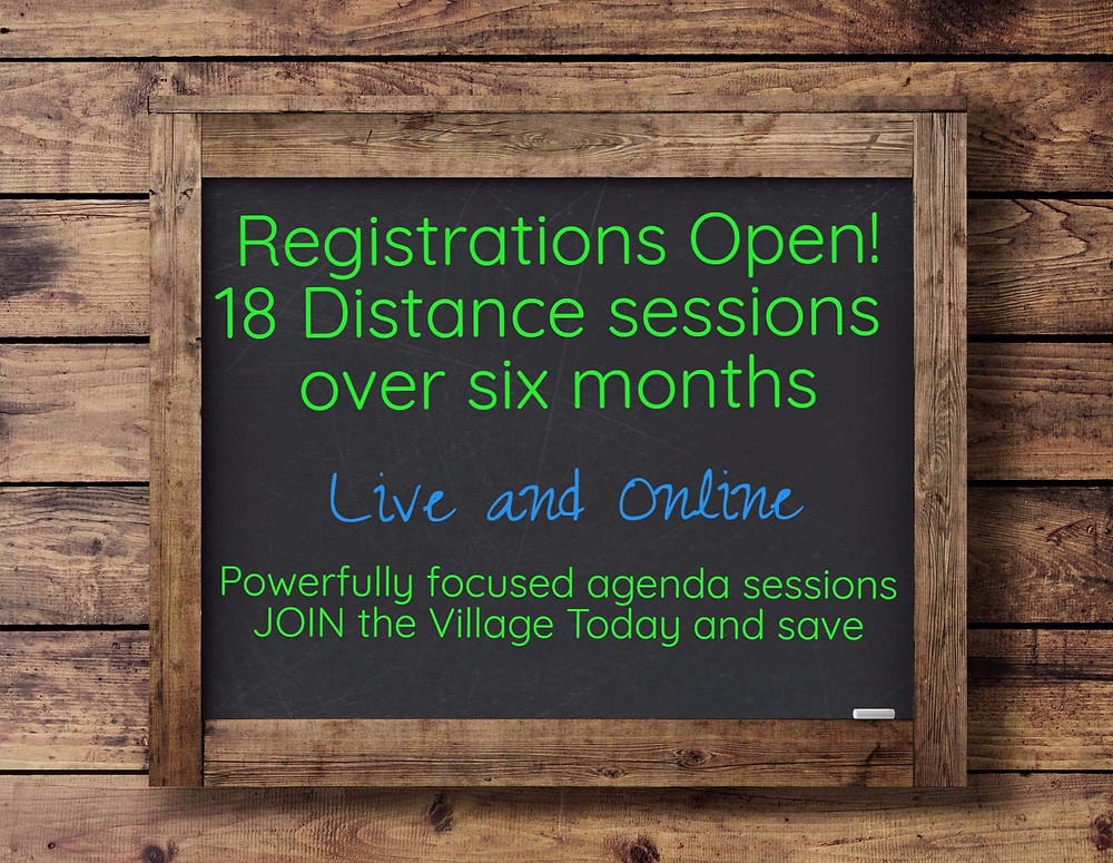 TRY A FREE DISTANCE SESSION TODAY