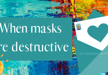 When masks are destructive