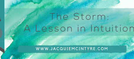 The storm: A Lesson in Intuition