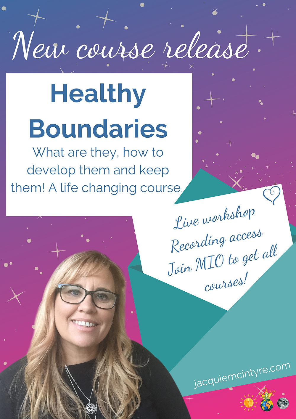 Healthy Boundaries with Jacquie