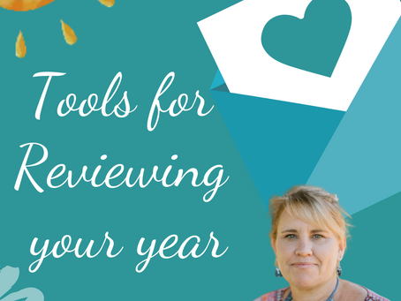 Day four- Why do a year review? and Ways you can review.