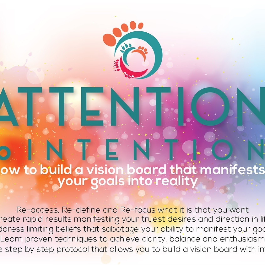 Attention to Intention e-Course