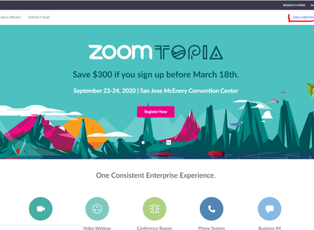 How to join a zoom meeting- step by step