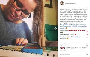 Jacquie McIntyre Instagram