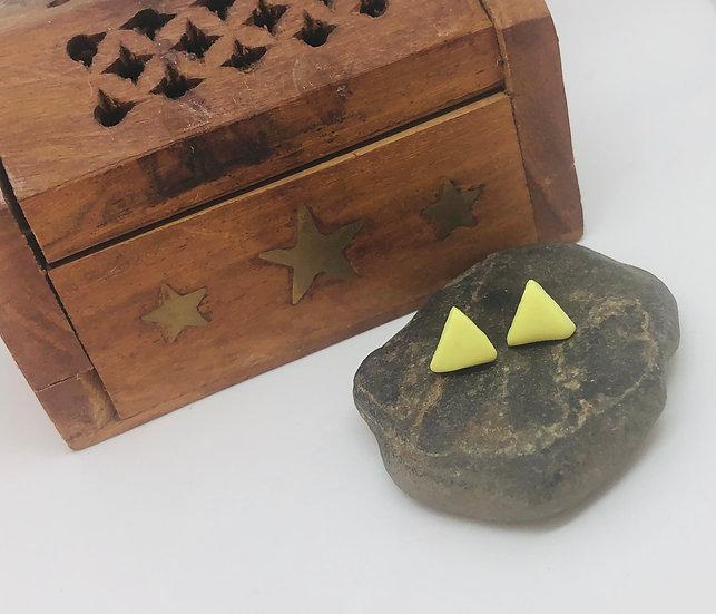 Pastel Studs-Triangle
