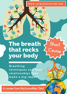 The Breath that Rocks Your body ecourse- Jacquie McIntyre