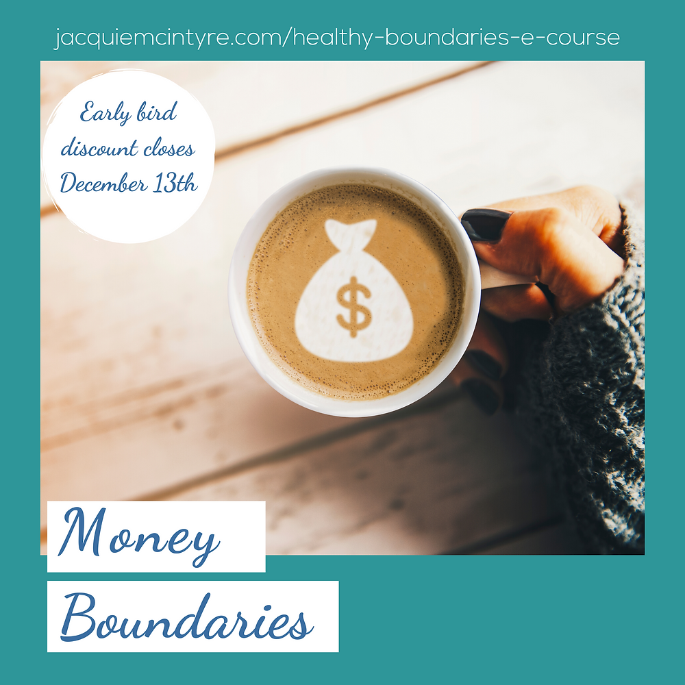How's your money boundaries? Here's why they are so important.