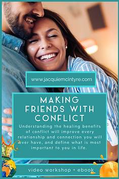 Making Friends with Conflict a4 poster.p