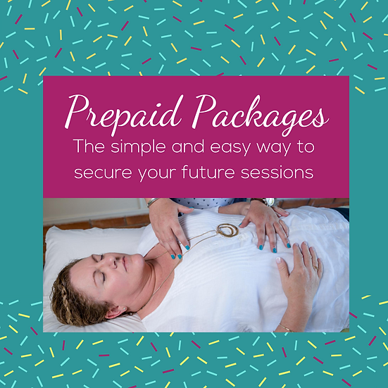 Prepaid Sessions Packages