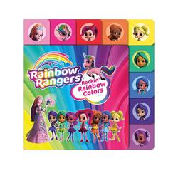 RR- Rockin Rainbow Colors