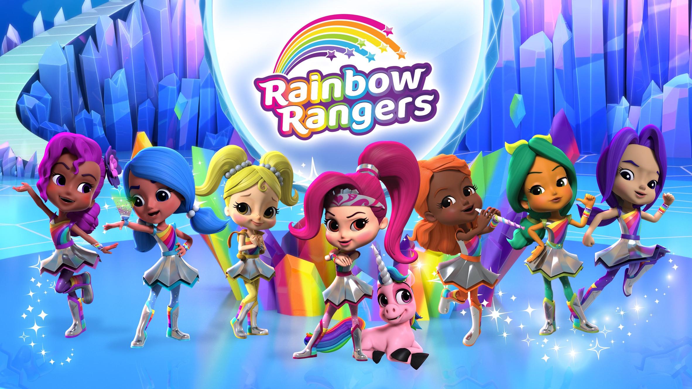 Rainbow Rangers Nick Jr