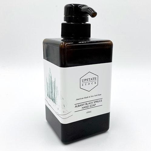 Albany Black Spruce - Hand Soap