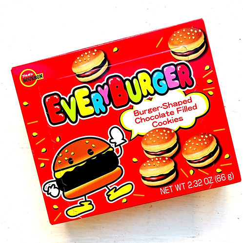Broubon Everyburger Cocolate Filled Cookie