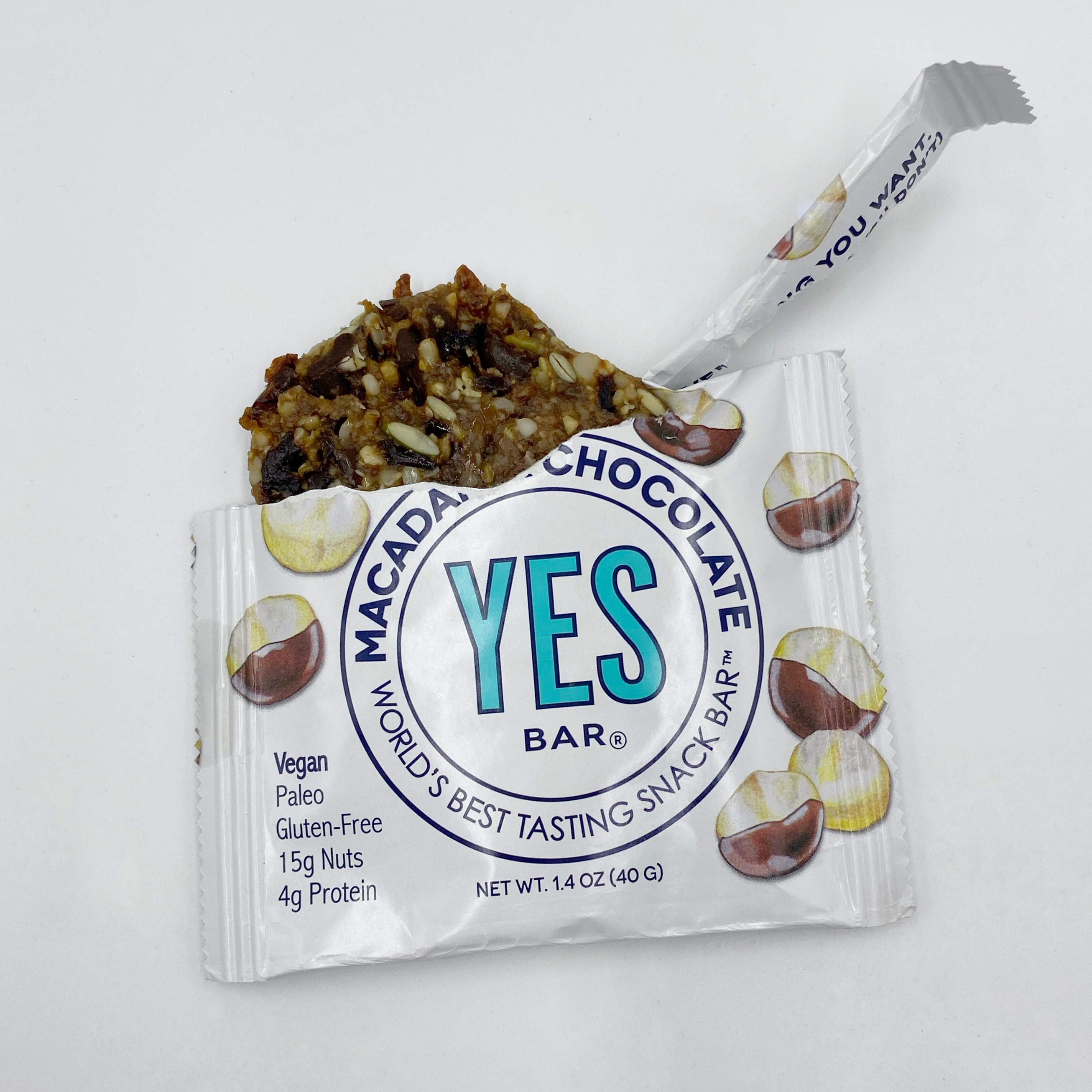 Vegan Yes Bar