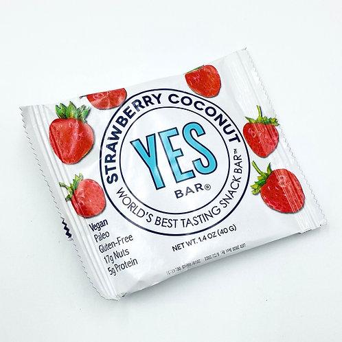 Strawberry Coconut World's Best Tasting Snack Bar