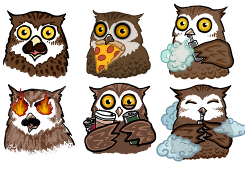 Owl Reactions