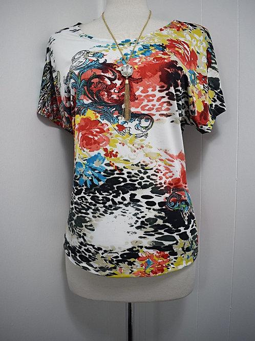 Colors Print Shirt